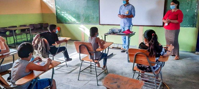 Educación virtual en Honduras excluye a más de un millón deestudiantes