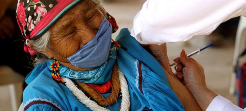 Acceso limitado de vacunas pone en riesgo a comunidadesindígenas