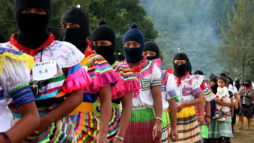 """Denuncia EZLN """"obstáculos indignantes"""" de Relaciones Exteriores para expedirpasaportes"""