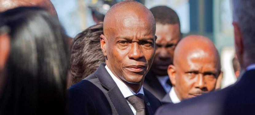 Matan al presidente de Haití y hieren a su esposa durante ataque en sudomicilio