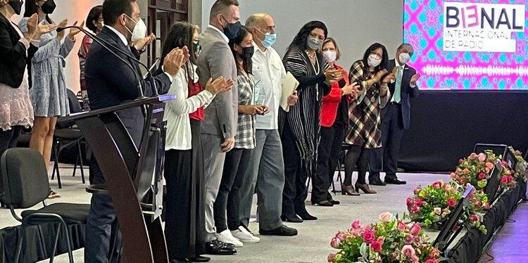 Premian a tres radios comunitarias indígenas en la Bienal Internacional deRadio