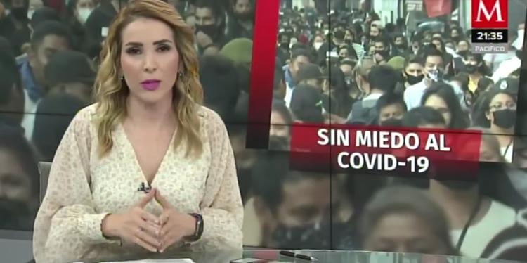CJNG amenaza a la periodista Azucena Uresti; gobierno activó mecanismo deprotección