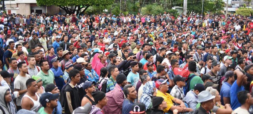 Corrupción en Centroamérica, causa de la migración forzada: Compañía deJesús