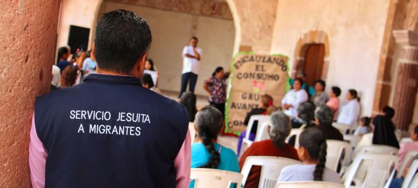 Pronunciamiento Jesuita  frente a la actual crisis migratoria enMéxico